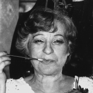 Portrait Wanda Vrubliauskaite